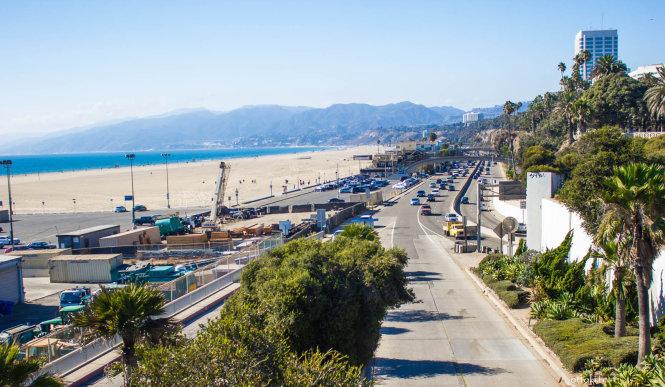 """Quyến rũ """"conđường Giấc mơ"""" California"""