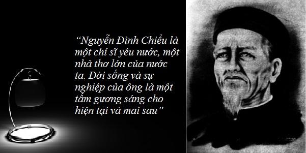 Lịch sử tiếp nhận Nguyễn Đình Chiểu- Kết luận